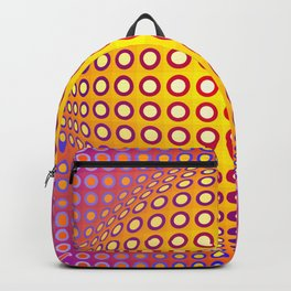 Vasarely style Backpack
