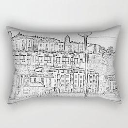 Bristol Harbourside Rectangular Pillow