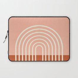Terracota Pastel Laptop Sleeve