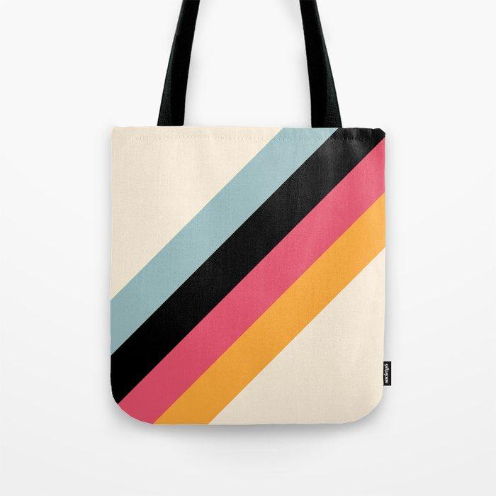 Classic Retro Hariasa Tote Bag