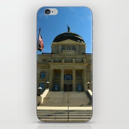 Montana State Capitol iPhone Skin