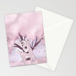 doe dear Stationery Cards
