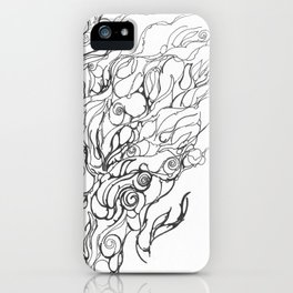 Untitled, Abstract iPhone Case
