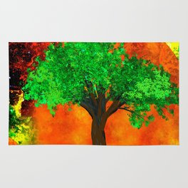 THE FOREVER TREE Rug