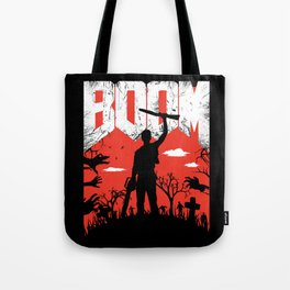 This... is my BOOMSTICK! Tote Bag
