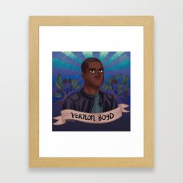 Boyd Framed Art Print