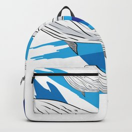 Moby Dick Backpack