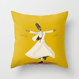 Milawi Throw Pillow