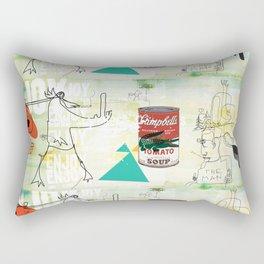 GMO Bro. Rectangular Pillow