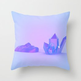 Each of Us is a Place Throw Pillow