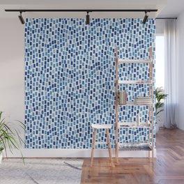 MOSAICS: BLUE GREECE Wall Mural