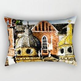Wawel Rectangular Pillow