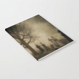 Unsettling Fog Notebook