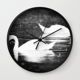Rainbirds Wall Clock