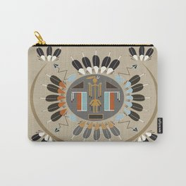 American Native Pattern No. 115 Carry-All Pouch