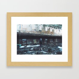 Find What You Love and Let it Kill You Framed Art Print