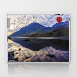 Balloon Flight At Sunrise Laptop & iPad Skin