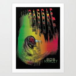 raggae Art Print