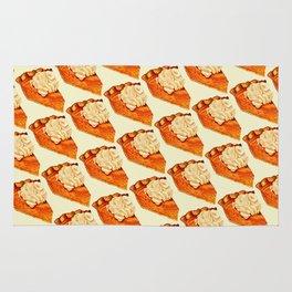 Pumpkin Pie Pattern Rug