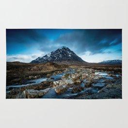 Stob Dearg Glencore Scotland Rug