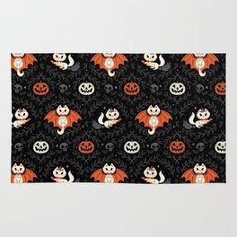 Spooky Kittens Rug