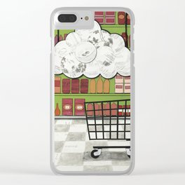 The Ride Clear iPhone Case