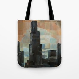 Sears at Sunrise Tote Bag