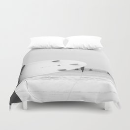 catch a wave II Duvet Cover