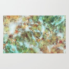 Cloud cover Rug