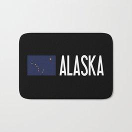 Alaska: Alaskan Flag & Alaska Bath Mat