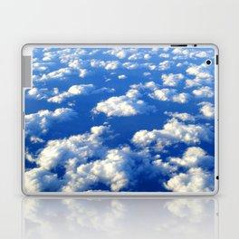 Blue Blue Sky by Lika Ramati Laptop & iPad Skin
