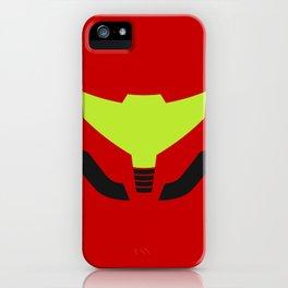 Samus' visor iPhone Case