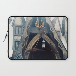 The Three Broomsticks Laptop Sleeve