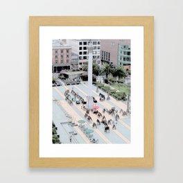 Art Class  Framed Art Print