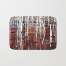 Automn Swamp Bath Mat