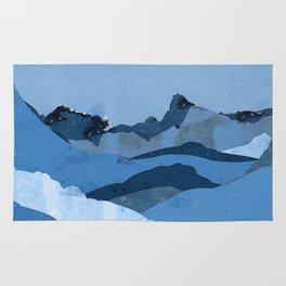 Mountain X Rug