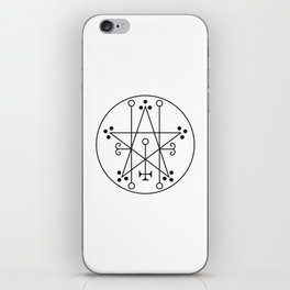 Astaroth iPhone Skin