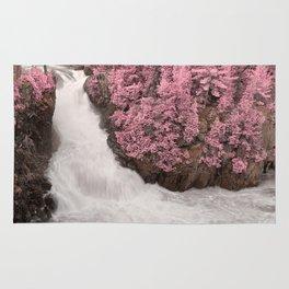 Pink Fantasy Falls Rug