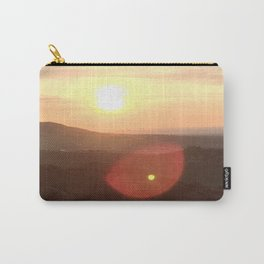 Red Rocks Sunrise Carry-All Pouch