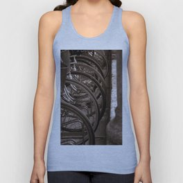 Bycicles Unisex Tank Top
