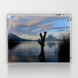 Sunrise at Lago Atitlan,Guatemala Laptop & iPad Skin