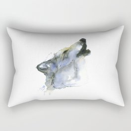 Howlin' for you Rectangular Pillow