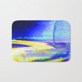 Qpop - Synthwave 2 Bath Mat