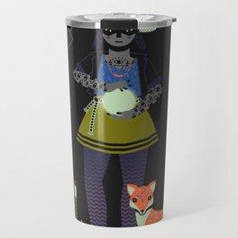 Witch Series: Crystal Ball Travel Mug