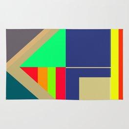 DASHING by Kimberly J Graphics Rug