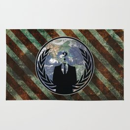 World Wide Anonymous Rug