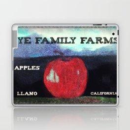 Eye Family Farms Apples Laptop & iPad Skin