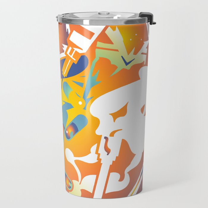 Substances Travel Mug