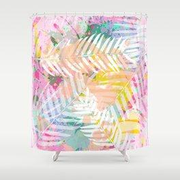 Tropical Juice 2 Shower Curtain