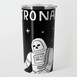 Dead Astronaut Travel Mug